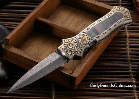 Гарний ніж - гордість справжнього чоловіка