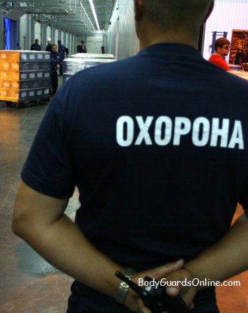 Охорона магазинів - штрихи ефективної роботи