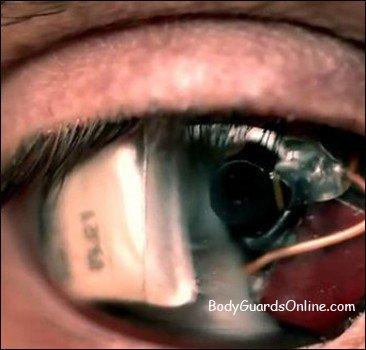 Відеокамера замість ока