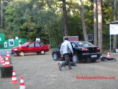 Другий чемпіонат світу з багатоборства охоронців м. Ялта 2011 року. Заключний звіт.