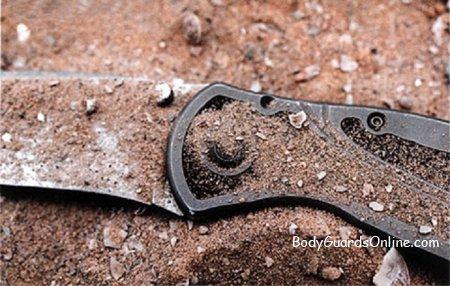 Чищення і змащення, для ножа - казка