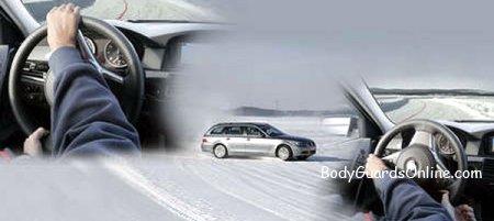 Управління швидкістю на слизькій дорозі