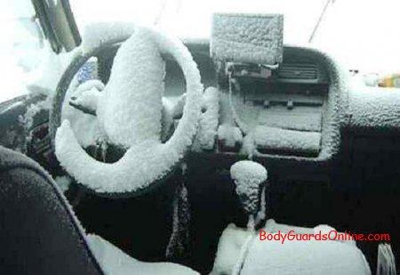Поради по зимовому запуску автомобільного двигуна