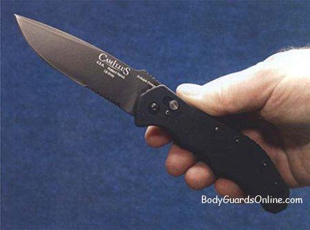 Роздуми на тему відкривання автоматичних та напівавтоматичних ножів