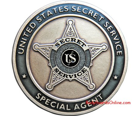 Секретна служба, що забезпечує безпеку керівництва США