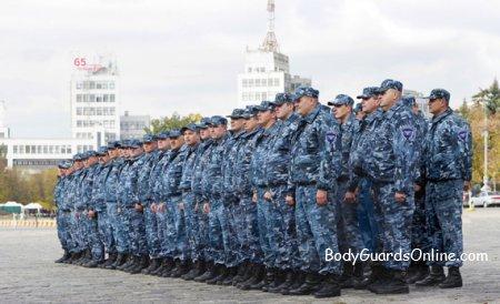 Принципи відбору професійних охоронців