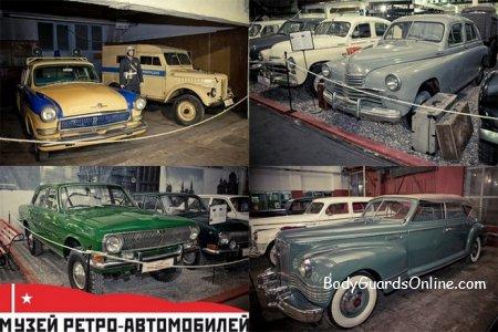 Колекція автомобілів радянської епохи: від урядових до простих