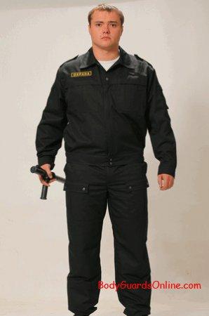 Особиста картка охоронця: порядок оформлення