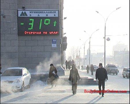 Зимовий запуск дизельного двигуна
