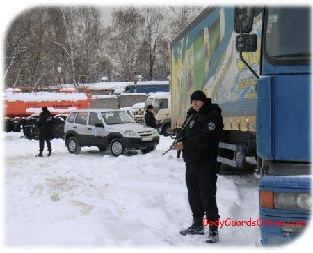 Тактичні дії при забезпеченні безпеки вантажів, що перевозяться автомобільним транспортом (Частина 2)
