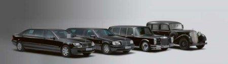 Пред'являємі вимоги до транспорту перших осіб держав