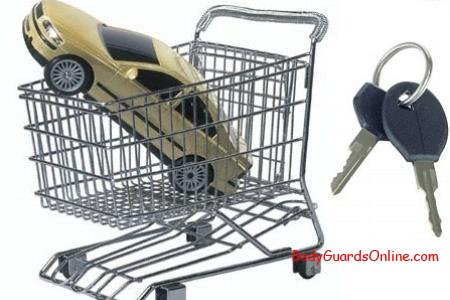 Вартість постановки автомобіля на облік в Україні з 1 січня 2012р