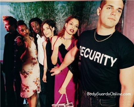Тактичні дії охорони по забезпеченню безпеки в нічних клубах, дискотеках, ресторанах, казино
