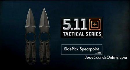 Тактичний ніж SidePick від американської фірми 511