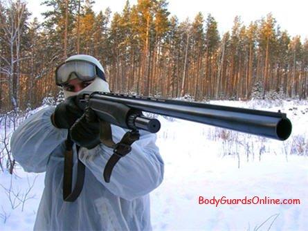 О выживание в случае катоклизма - офицер спецназа ГРУ