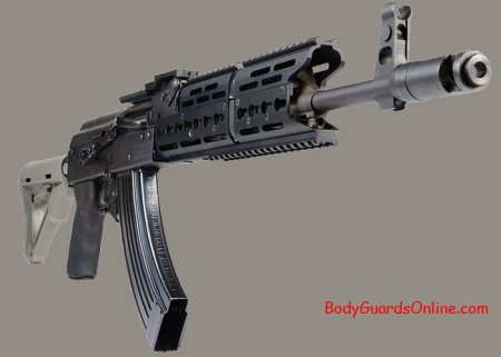 Strike Industries AK TRAX — новый универсальный рельсовый интерфейс для AK