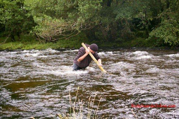 к чему сниться переходить реку